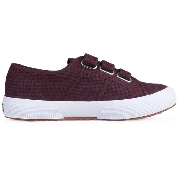 Superga Strap <br> Red Dark Wine