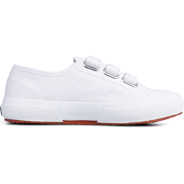 Superga Strap <br> White