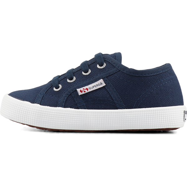 Superga Junior 2750 <br> Blue Insignia