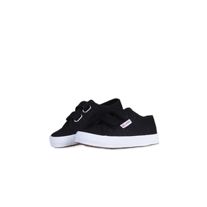 Superga Junior Light <br> Black-Full White