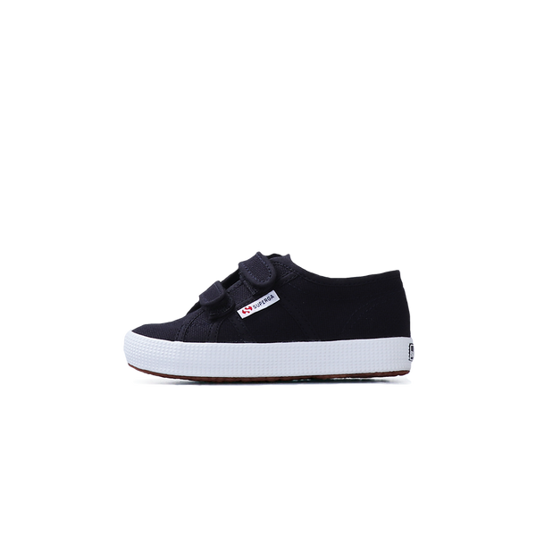 Superga Junior Strap <br> Blue Graphite