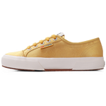Superga X Alexa Chung 2492 Satin <br> Yellow Mustard