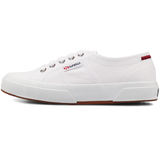 Superga 2750 <br> White-Scarlet