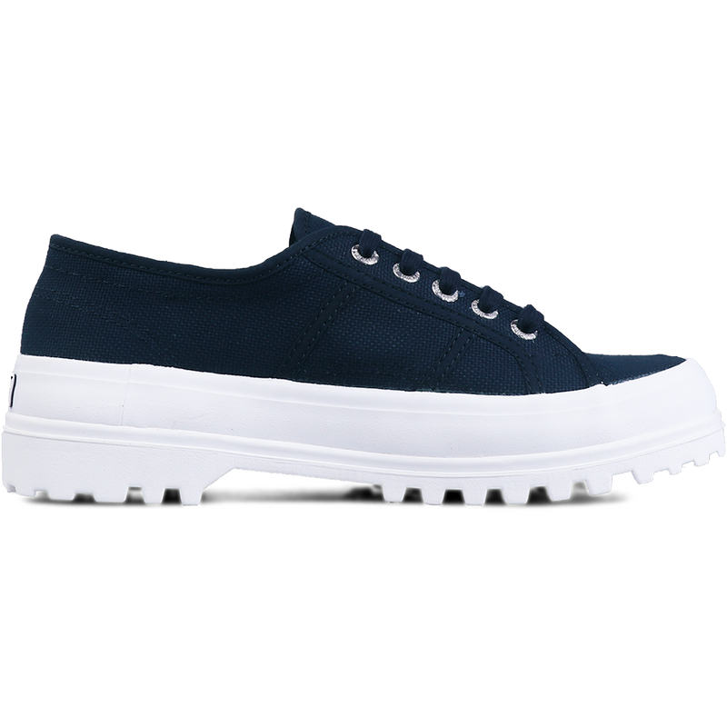 Superga 2555 Alpina <br> Navy-White