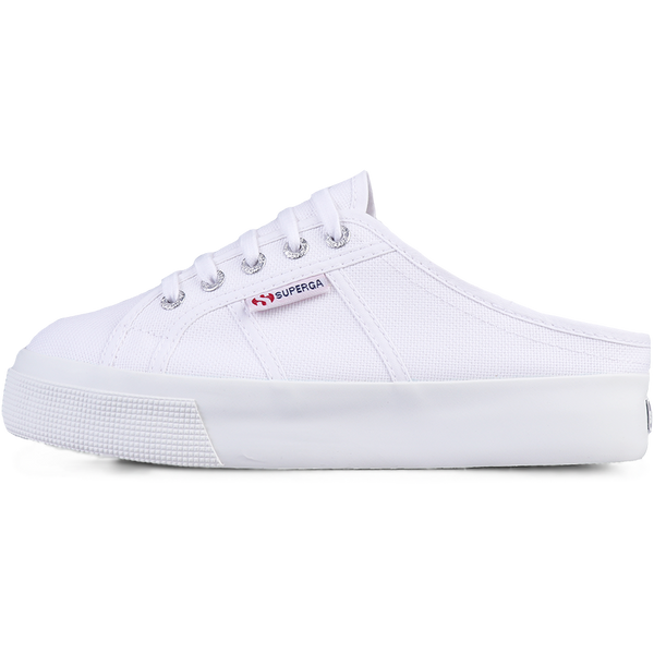 Superga 2397 Mule <br> White
