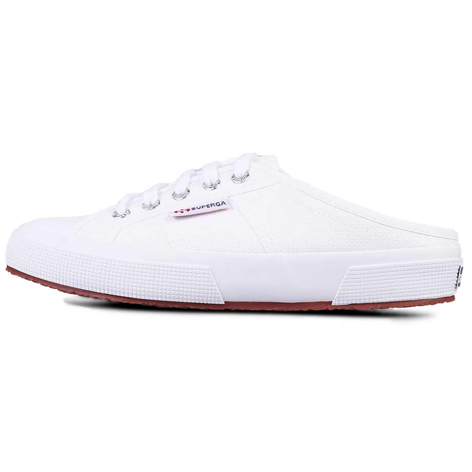 Superga 2402 Mule <br> White