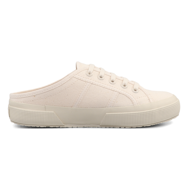 Superga 2402 Mule <br> Total Beige Raw