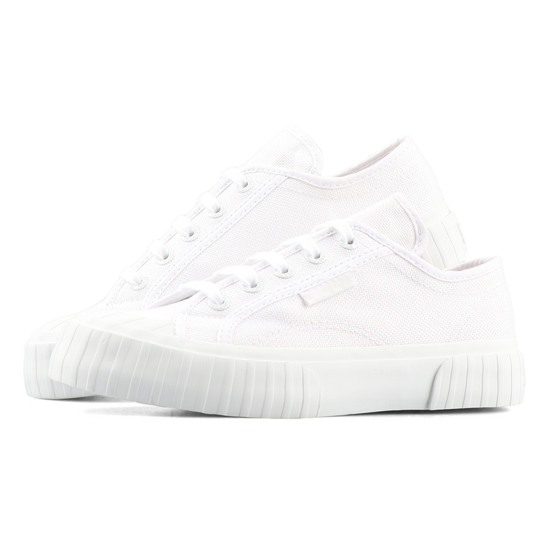 Superga 2630 Stripe <br> Total White