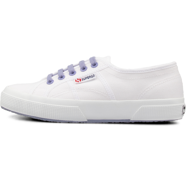 Superga 2750 Contrast <br> White-Violet Persian