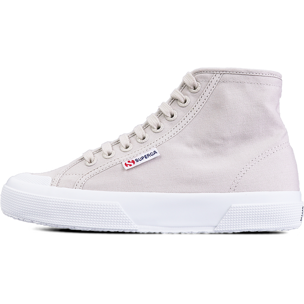 Superga 2295 High <br> Grey Seashell