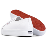 Superga 2730 Nappa Leather <br> White