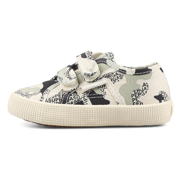 Superga Junior Easylite Strap <br> Camo