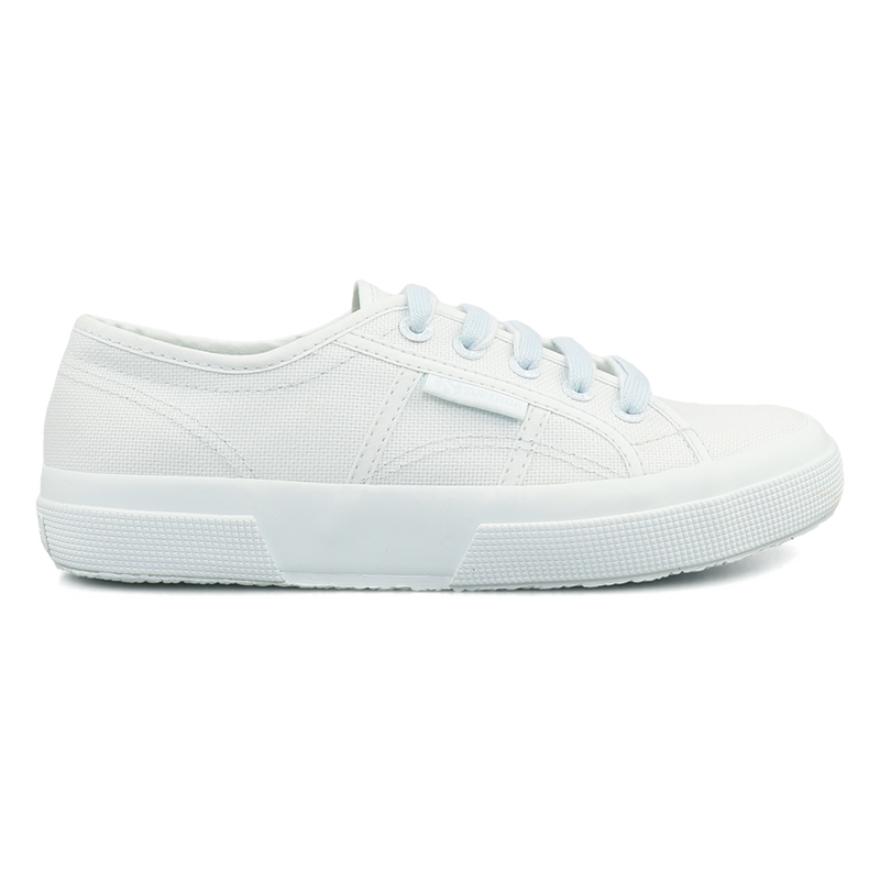 Superga 2750 Double Laces <br> White Ice