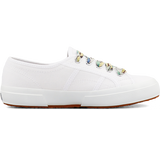 Superga 2750 Printed Laces <br> White-Butterflies