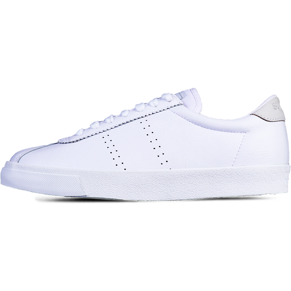 Superga 2843 Club S Leather <br> Full White