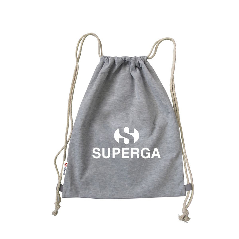 Superga Gym Backpack <br> Grey Light