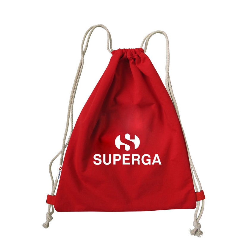 Superga Gym Backpack <br> Red