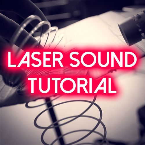 How To - Create Laser Sound Effects