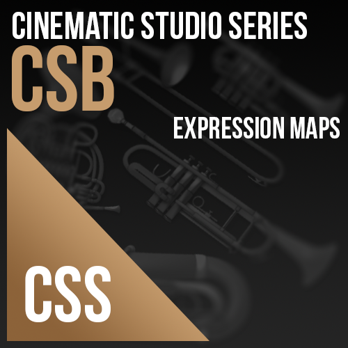 Cubase Expression Maps | Cinematic Studio Brass