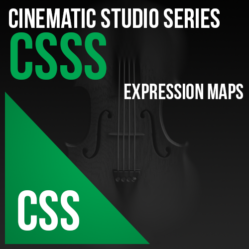 Cubase Expression Maps | Cinematic Studio Solo Strings