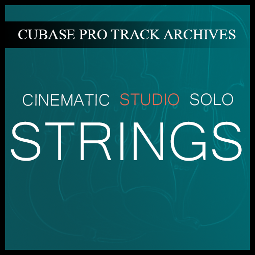 Cubase Track Archives | Cinematic Studio Solo Strings
