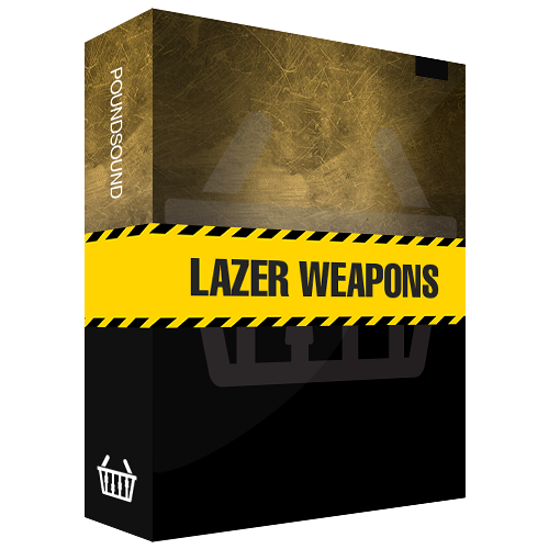 Lazer Weapons - PoundSound