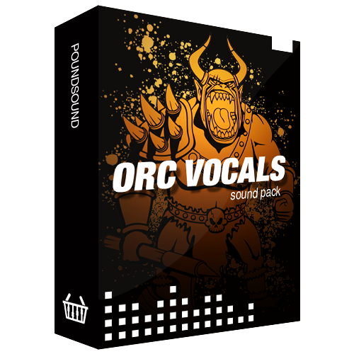Orc Vocals - PoundSound
