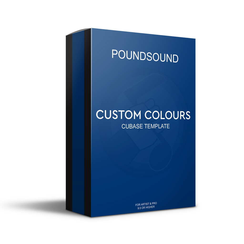 Custom Colour Pallet