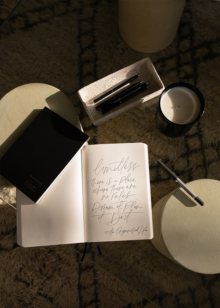 Putting Pen To Paper with Calligrapher & Creative Director, Lauren Hung from The Blackline Bottega