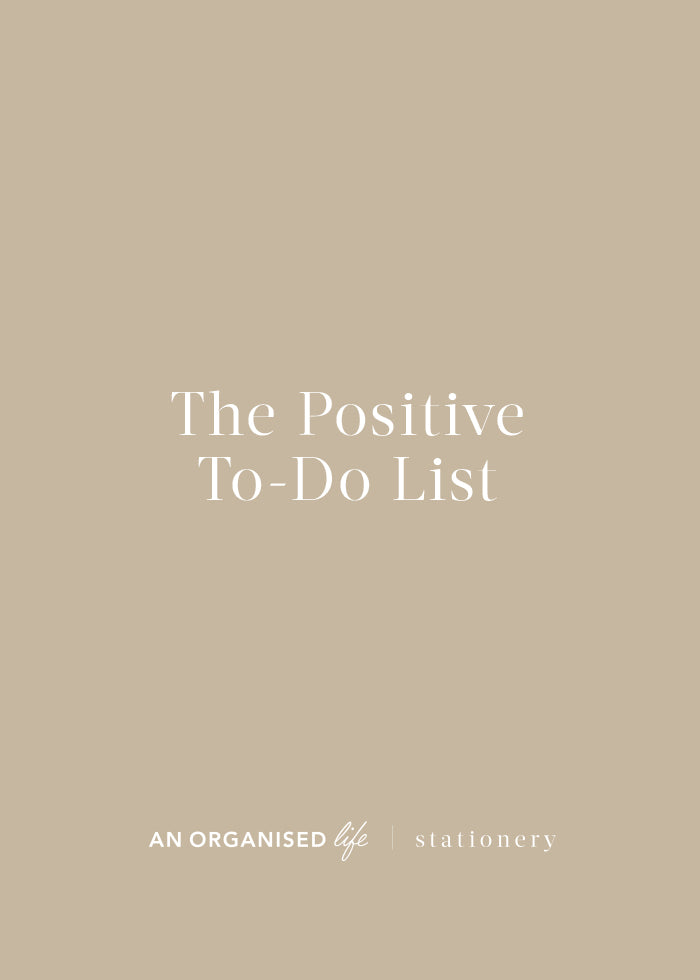 The Ultimate Positive To-Do Checklist for Everyone, Everywhere!