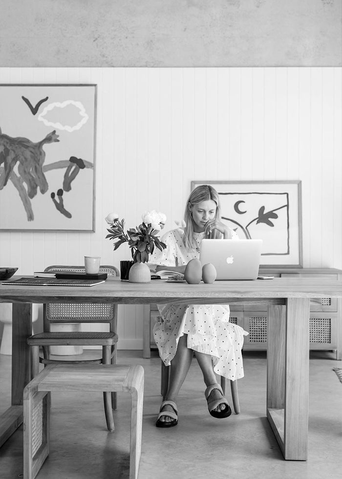 WORKSPACE TOUR: Abbey Ginns from Huski Studios