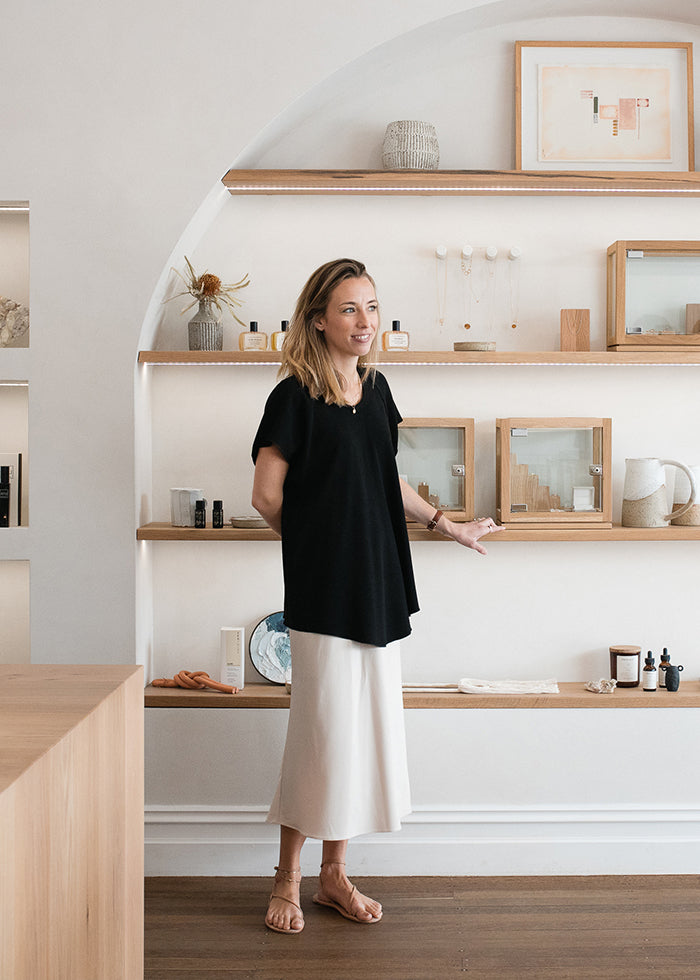 WORKSPACES: Natalie Marie Fitch from Natalie Marie Jewellery