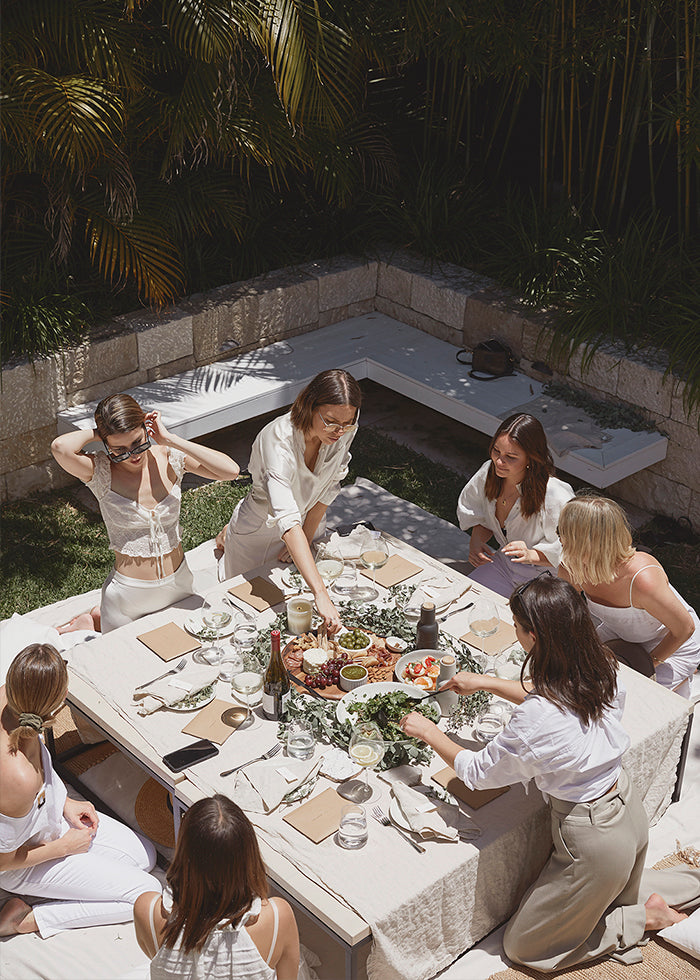 How To Organised a Ladies Lunch this Summer - Our Founders Tips + Tricks