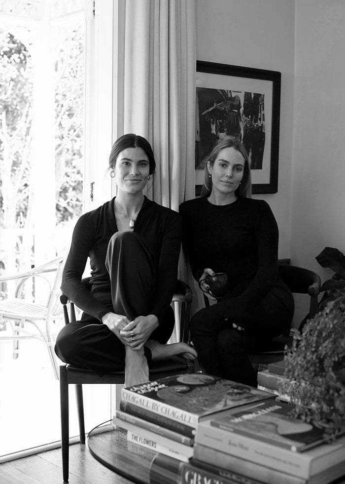 In Conversation with: Sarah & Zoe, Founders of INÈS Store