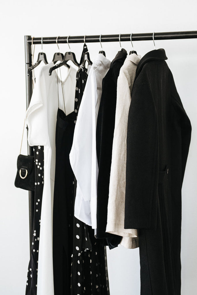 Four simple tips for organising your wardrobe this winter
