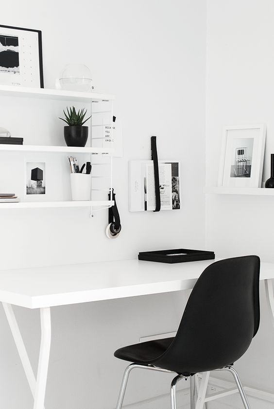 Separation & Storage - Tips to organising your workspace - Big or Small