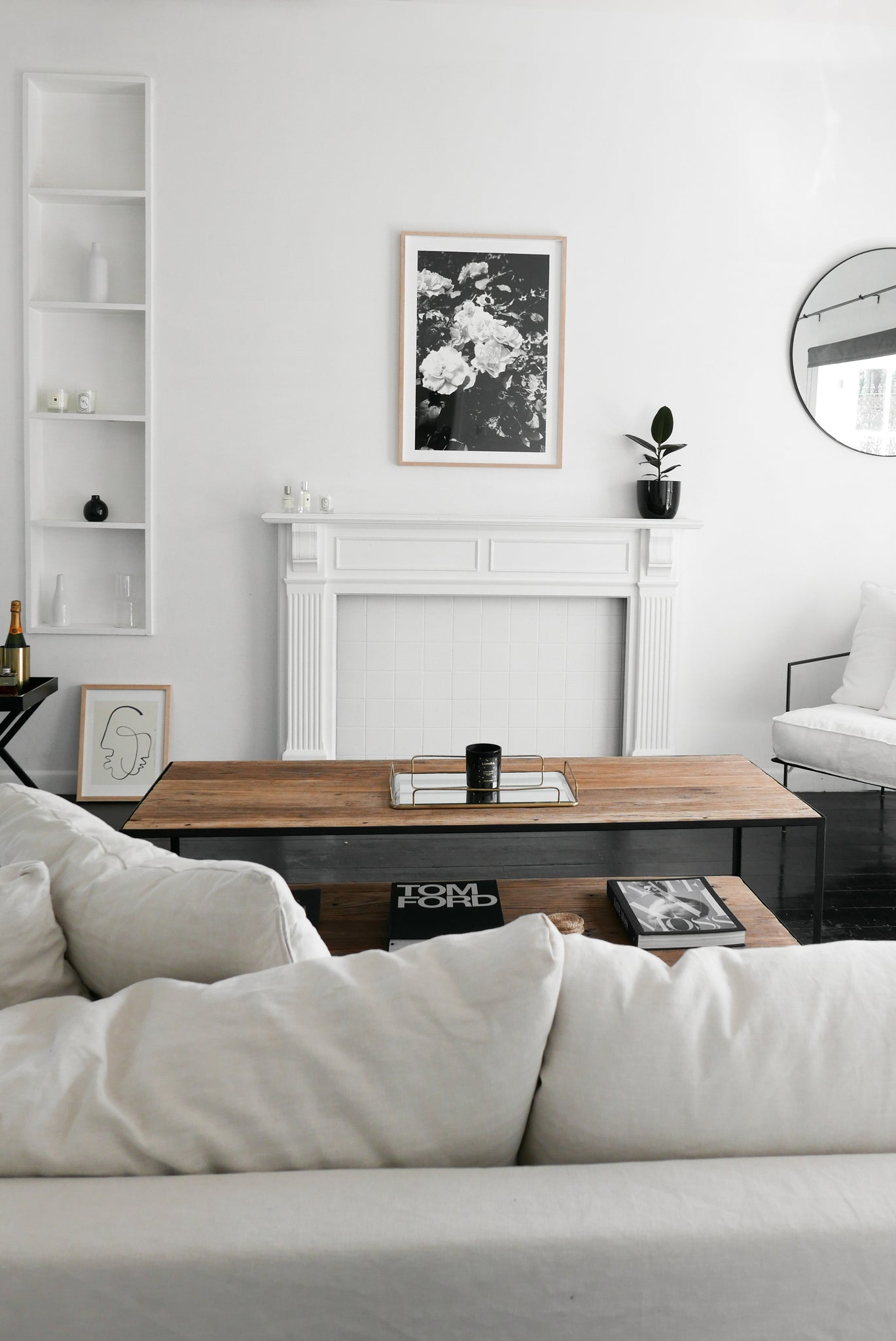Watch Our Founder Beck Wadworth Makeover Her Living Room From
