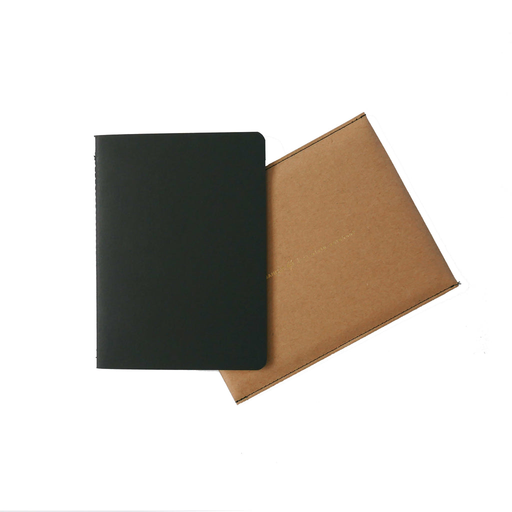 Plain Paper Notebook