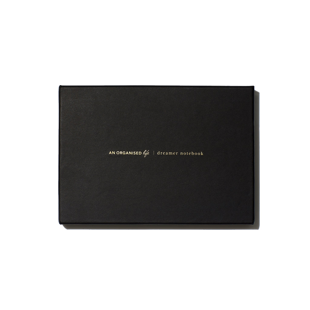 Dreamer Plain Notebook