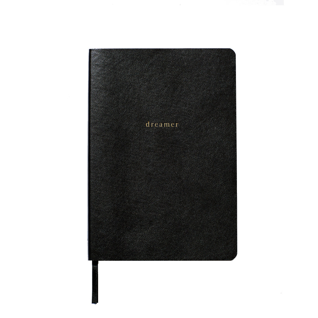 Dreamer Lined Notebook