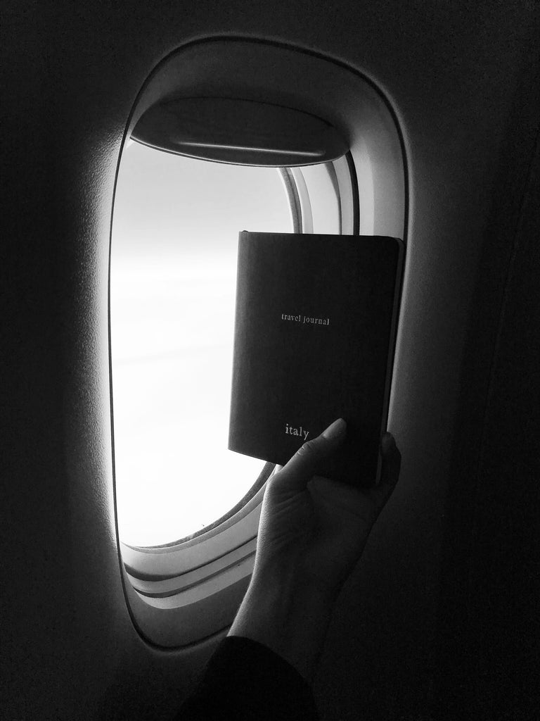 Travel Journal - Black
