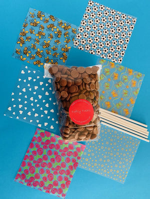DIY lolly kits (milk)