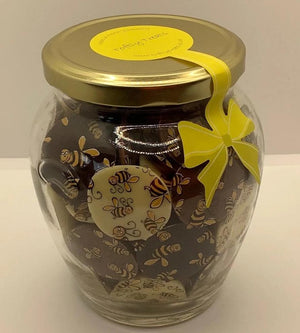 Giant Mix Jar Bees (400g)