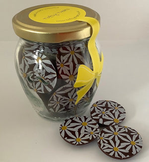 Daisies (Dark chocolate)
