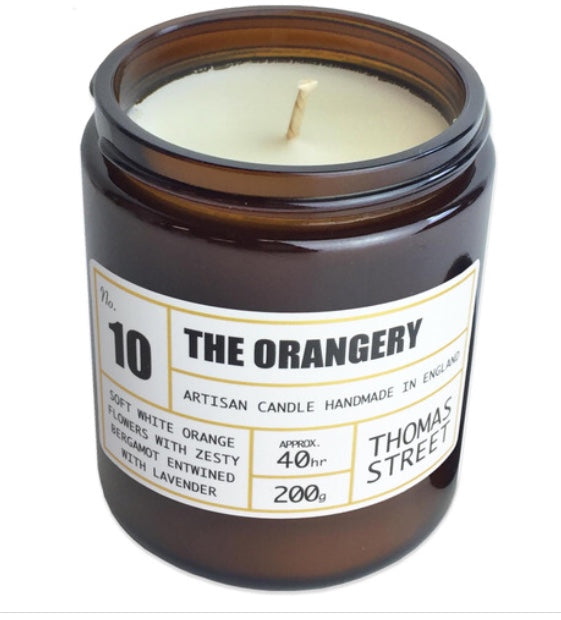 Thomas Street Apothecary | The Orangery Candle