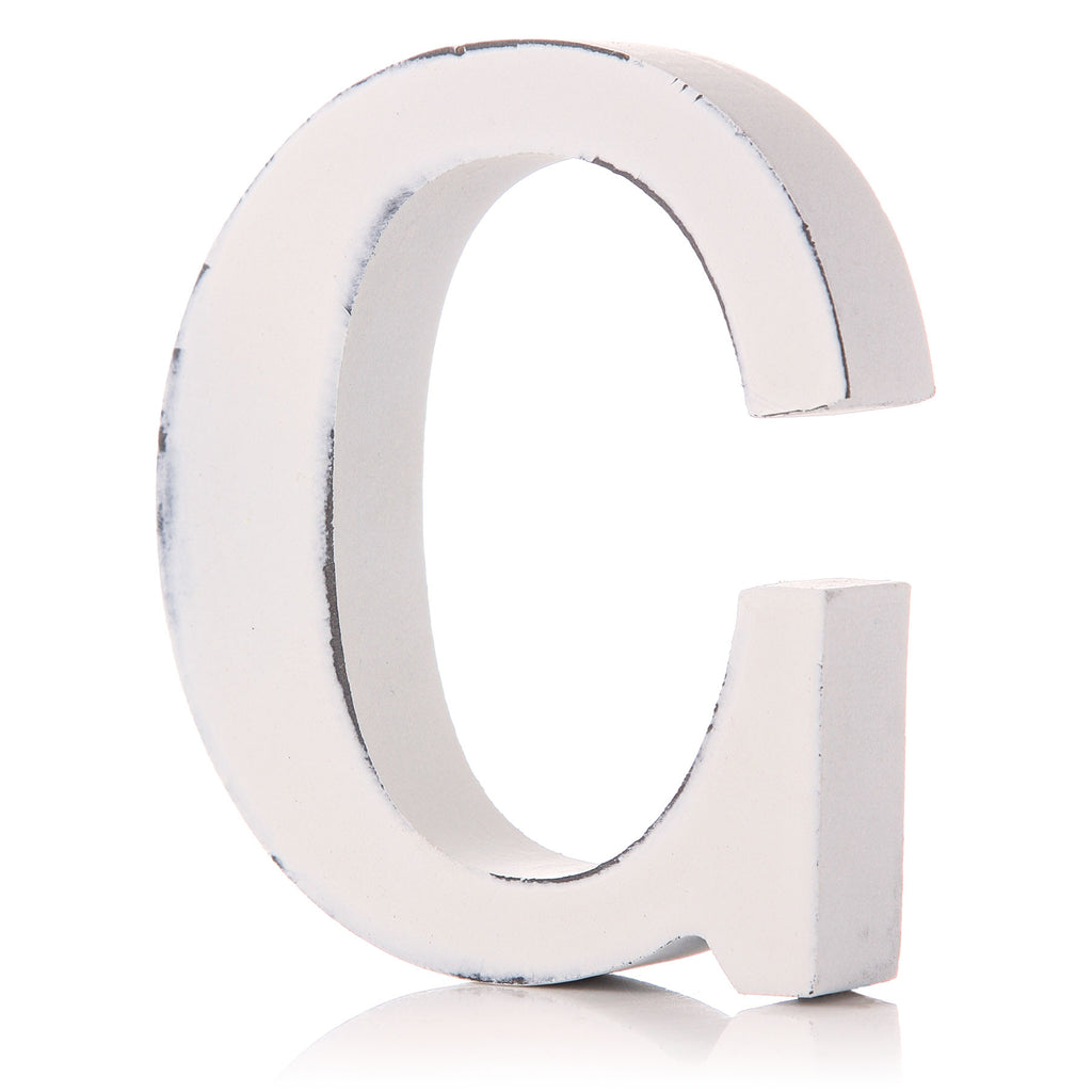 Decorative Letter 'C'