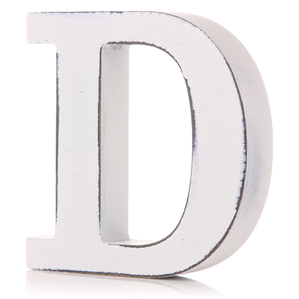 Decorative Letter 'D'