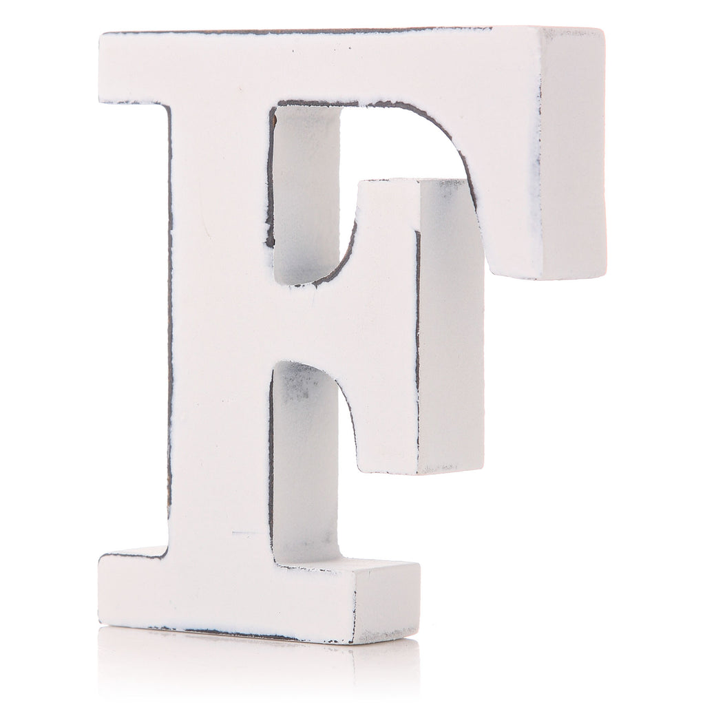 Decorative Letter 'F'