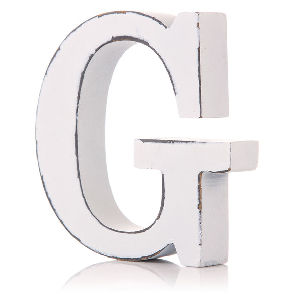 Decorative Letter 'G'