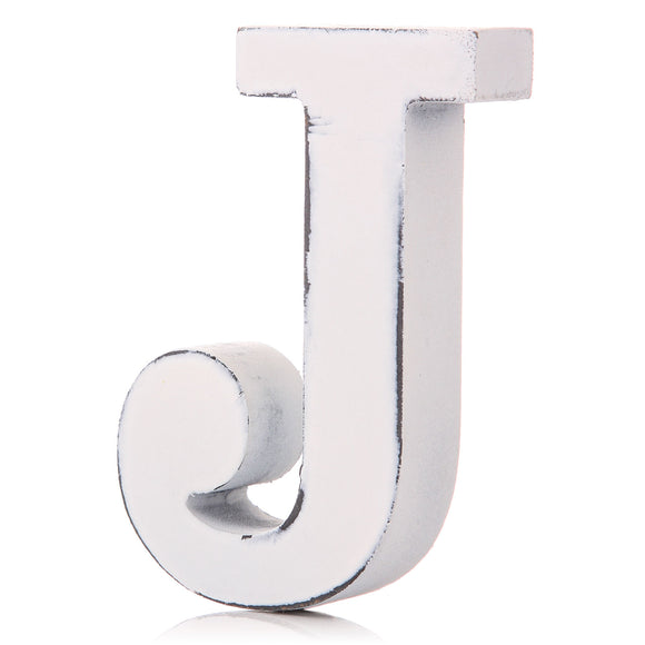 Decorative Letter 'J'